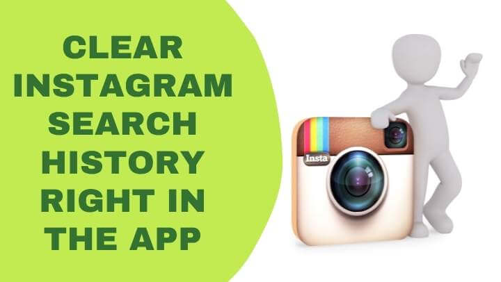 Here's how you can clear your Instagram search history