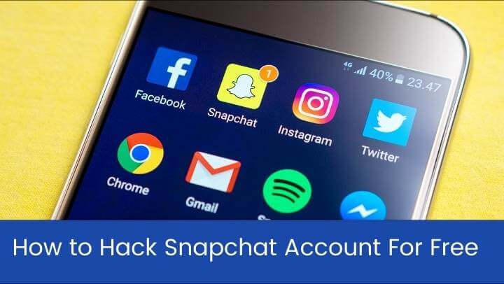 How to Hack Someones Snapchat Account in 2021